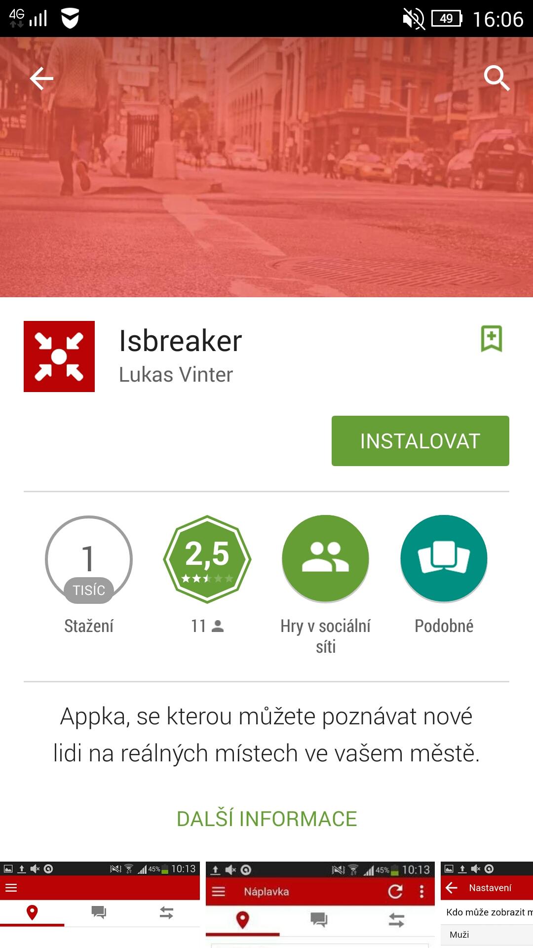 Nové aplikace pro seznamky zdarma 2015