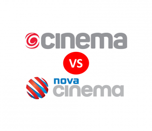 Cinema JOJ vs NOVA